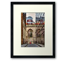 St Dunstan's Hill - London Framed Print
