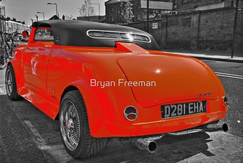 Chop-Top, Lo-Ride Mini Mini - Camden Town - London by Bryan Freeman