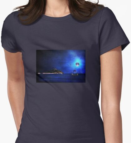 Voyage of the Dawn Treader Womens Fitted T-Shirt