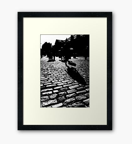 Covent Garden - London Framed Print