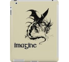 imagine dragon iPad Case/Skin