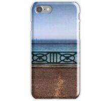 Brighton Sea Front - England iPhone Case/Skin