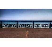 Brighton Sea Front - England Photographic Print