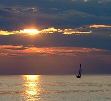 Bayfield Summer Nights by ChuckD