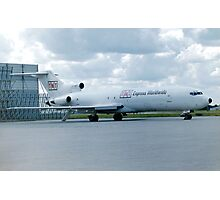 Boeing B-727F Freighter Photographic Print