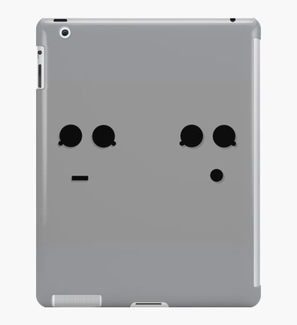 SASSY CYBERMEN iPad Case/Skin