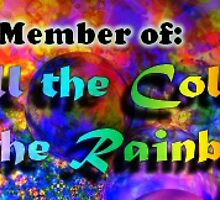 Rainbow Colors Banner Contest by Dave Martsolf