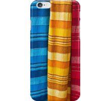 Pashminas or  Scarves - Camden Markets - London iPhone Case/Skin