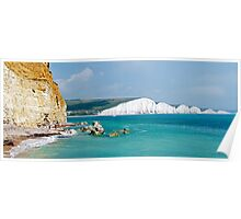 The Seven Sisters from Hope Gap  Poster