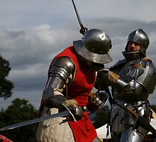 Let Battle Commence by Byrom