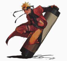 Naruto by JessBu