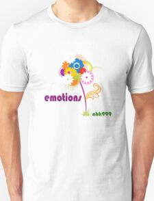 Emotions nhk999 Tee-shirts and Stickers T-Shirt