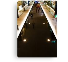 On The Catwalk...Yeah, The Catwalk Canvas Print