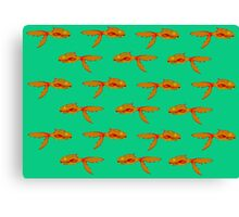 Toothy Fish Canvas Print