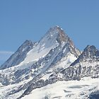 The Schreckhorn by mjdennison