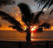Sugar Beach Sunset by Daniel OBrien