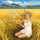 wheat by yofka
