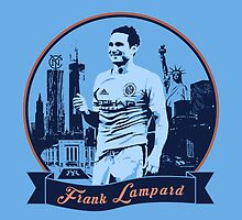 Frank Lampard - New York City FC by Sithuralom