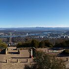 Canberra Panorama, Australia's Capital City by Dave P