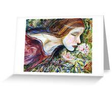 My Garden Enchanted Greeting Card