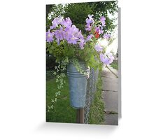 Summer's Signpost Greeting Card