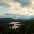 Lochs Glens and Mountains by Steven McEwan