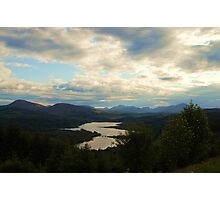 Lochs Glens and Mountains Photographic Print