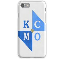 Heart of The nation iPhone Case/Skin