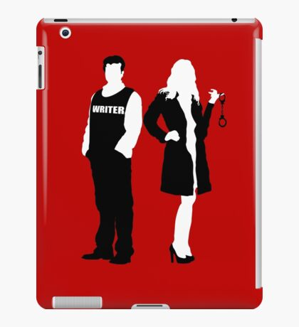 Castle& Beckett iPad Case/Skin