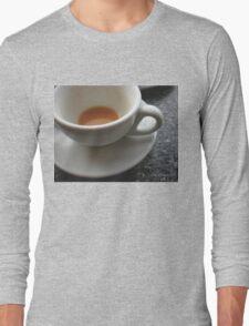 Coffee? Long Sleeve T-Shirt