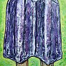 """Grape Popsicle"" by Adela Camille Sutton"
