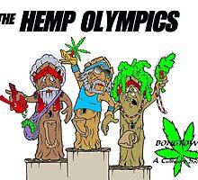 HEMP OLYMPICS by lordwoza
