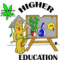 HIGHER EDUCATION by lordwoza