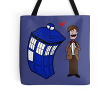 True love through time& space Tote Bag