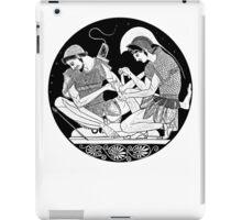 Achilles Patroclus iPad Case/Skin