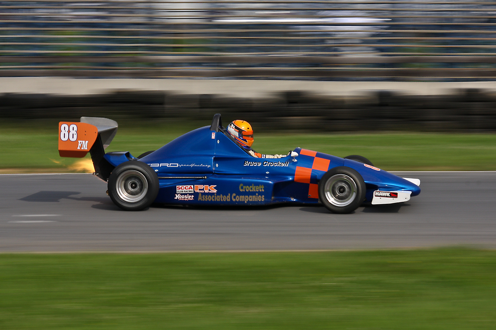 Formula Mazda @ Summit Point Raceway  by Speedracer
