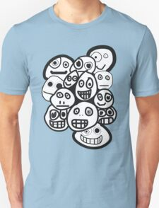 smiley's two T-Shirt