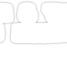 Dexter Series - I'm a very neat Monster Sticker