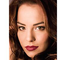 Make up Artiste Photographic Print