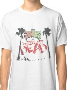 Flatbush Zombies Better Off Dead Classic T-Shirt