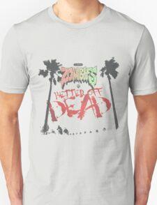 Flatbush Zombies Better Off Dead T-Shirt