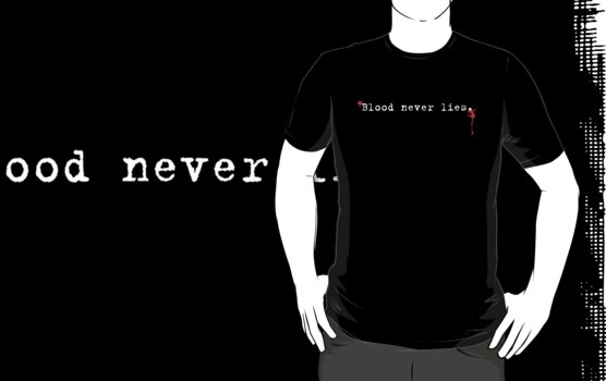 Dexter Series - Blood Never Lies by xTRIGx