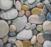 Stones2 by Christopher Clark