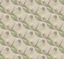 Victorian Dandelion Tiles by Andy Turp
