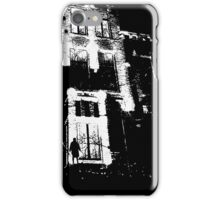 The door is open and the lights are on...  Urban TSHIRT iPhone Case/Skin