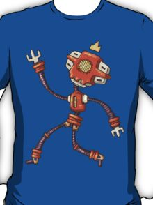 Running Robot T-Shirt