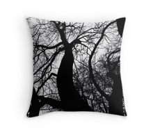 'So Jealous' Korumburra Botanical Garens Throw Pillow