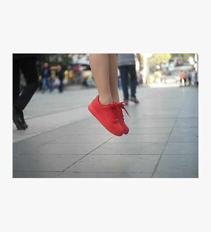 Nike City Photographic Print