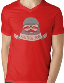 The Quiet Storm Mens V-Neck T-Shirt