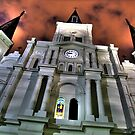 St. Louis Cathedral by Marc Sullivan
